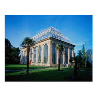 The Palm House, The Royal Botanic Garden, Edinburg Postcard