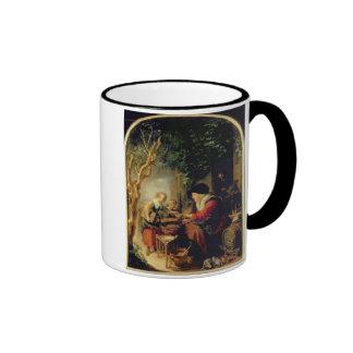 The Pancake Seller, 1650-55 (oil on panel) Mug