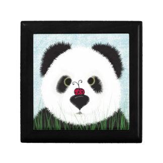 The Panda And His Visitor Gift Box