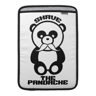 The Pandache custom color Macbook sleeve