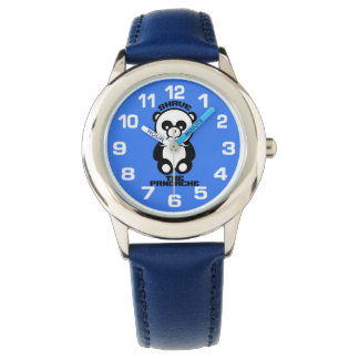 The Pandache custom watches