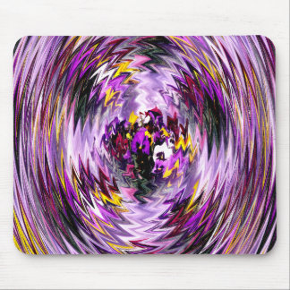 The Pansies within.... Mouse Mat