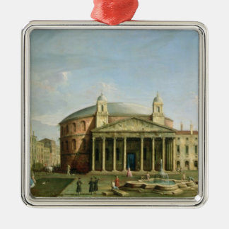 The Pantheon in Rome Christmas Ornament