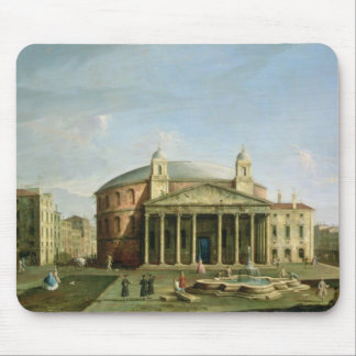 The Pantheon in Rome Mouse Mat