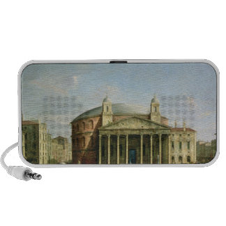 The Pantheon in Rome iPod Speaker