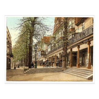 The Pantiles, III., Tunbridge Wells, England rare Postcard