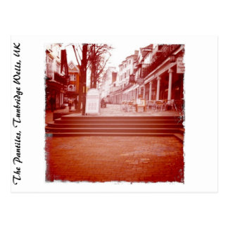 The Pantiles, Tunbridge Wells Postcard