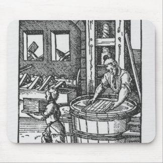 The Paper Maker Mouse Mat