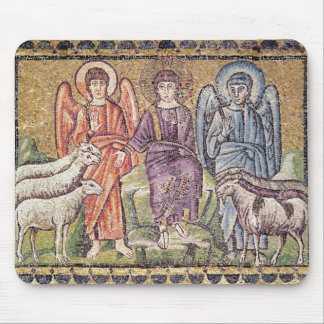 The Parable of the Good Shepherd Mouse Mat