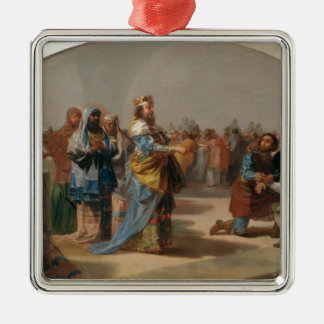 The Parable of the Guests at the Wedding Christmas Ornament
