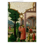 The Parable of the Prodigal Son Greeting Card
