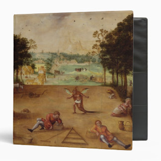The Parable of the Wheat and the Tares, 1540 3 Ring Binder