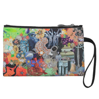 The Parade Clutch Wristlet
