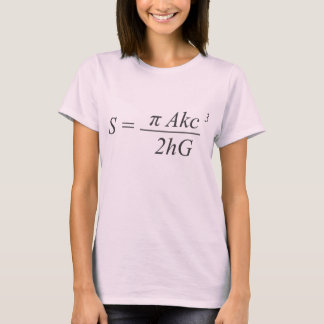 The Paradox Equation T-Shirt