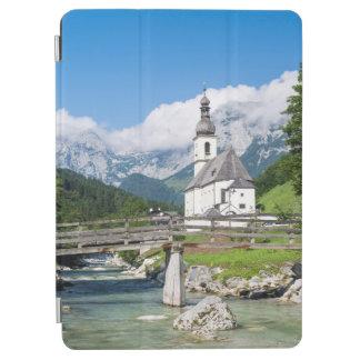 The parish church of Ramsau in Bavaria, Germany iPad Air Cover