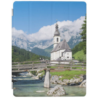 The parish church of Ramsau in Bavaria, Germany iPad Cover