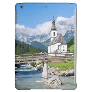 The parish church of Ramsau iPad Air Cover
