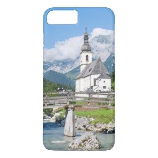 The parish church of Ramsau iPhone 8 Plus/7 Plus Case