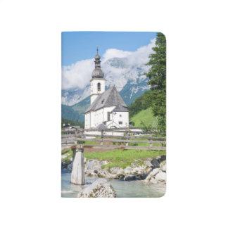 The parish church of Ramsau Journal