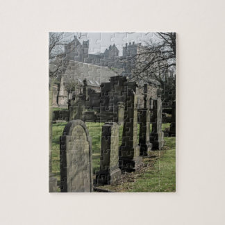 The Parish Church of St. Cuthbert Cemetery Puzzles
