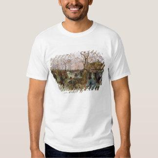 The Parisian Bird Market Shirt