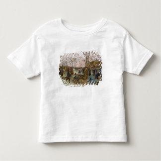The Parisian Bird Market Shirts
