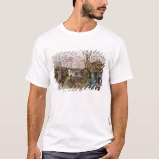 The Parisian Bird Market T-Shirt
