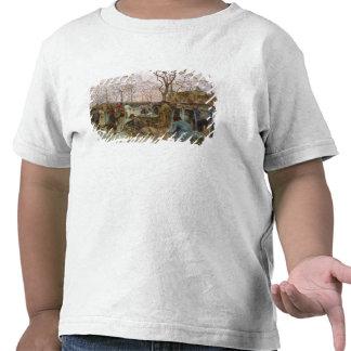 The Parisian Bird Market Tee Shirt