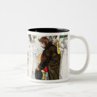 The Parisienne in London Mugs