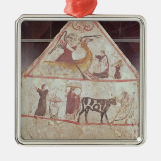 The park and procession of Charon Christmas Ornament