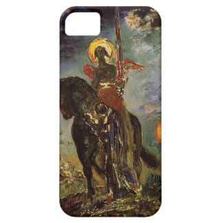The park and the angel of death by Gustave Moreau Case For The iPhone 5