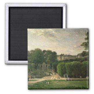The Park at St. Cloud, 1865 Magnet