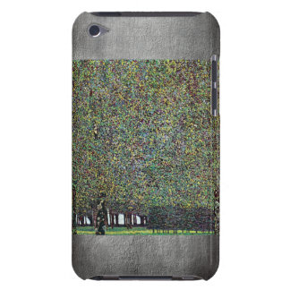 The Park by Gustav Klimt Barely There iPod Cases