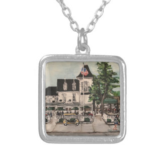 """""""The Park Hotel at Put-in Bay, Ohio"""" Necklace"""