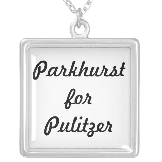 The Parkhurst for Pulitzer Pendant