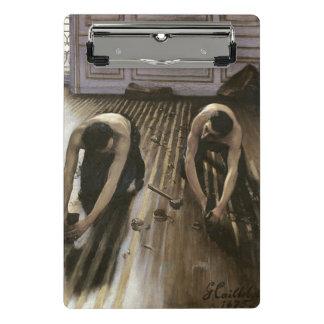 The Parquet Planers, 1875 Mini Clipboard