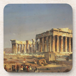 The Parthenon 1863 Drink Coasters
