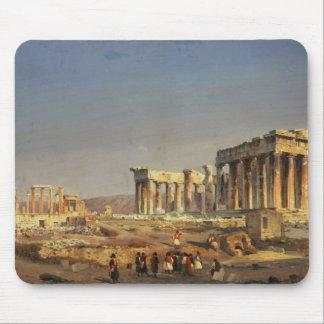 The Parthenon, 1863 Mouse Mat