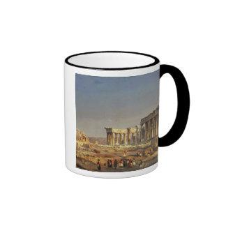The Parthenon, 1863 Coffee Mugs