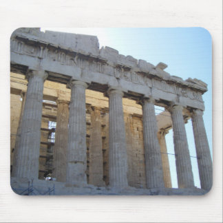 The Parthenon Mouse Pad