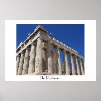 The Parthenon Print