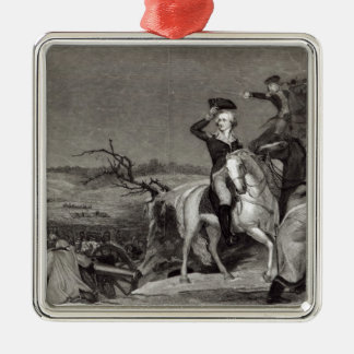 The Passage of the Delaware Christmas Ornament