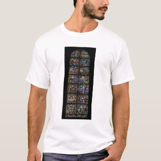 The Passion, lancet window in the west facade, 12t T-Shirt