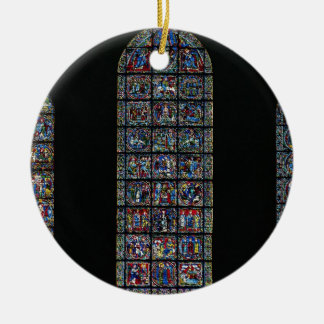 The Passion, The Nativity and the Tree of Jesse (s Christmas Ornament