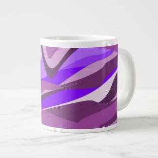The Passions of Purple Jumbo Mug