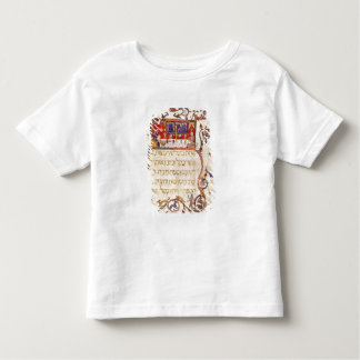 The Passover Meal, Northern Spain Toddler T-Shirt