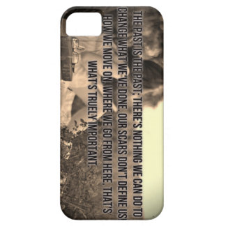 the past iPhone 5 case