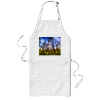 The Pastel Forest Long Apron