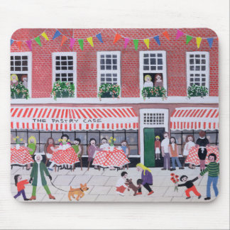 The Pastry Case 1994 Mouse Pad