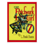 The Patchwork Girl Of Oz Poster
